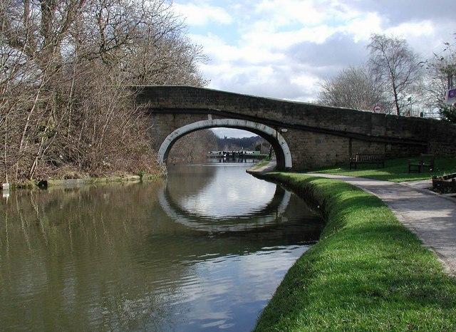 Scourer Bridge, Dowley Gap