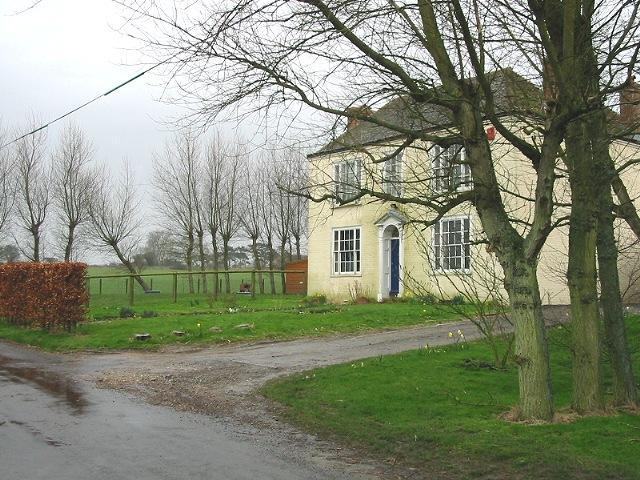 Singledge, house and garden