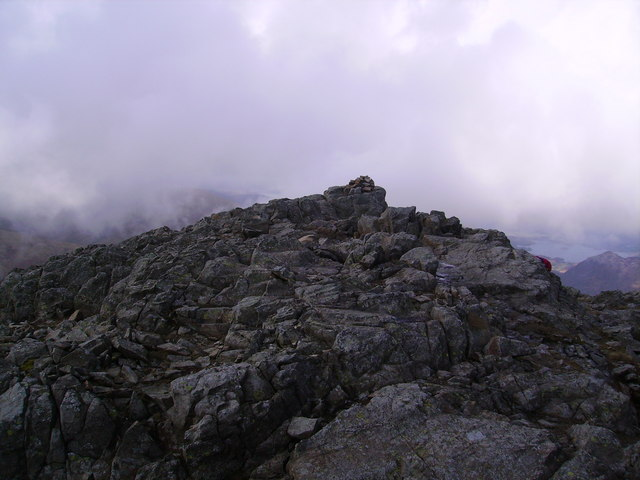 Summit Cairn, Glaramara