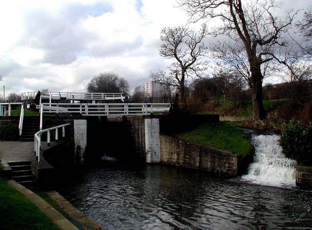 Dowley Gap Locks