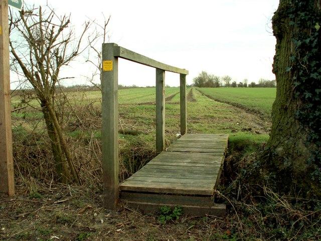 Footpath to Worlingworth