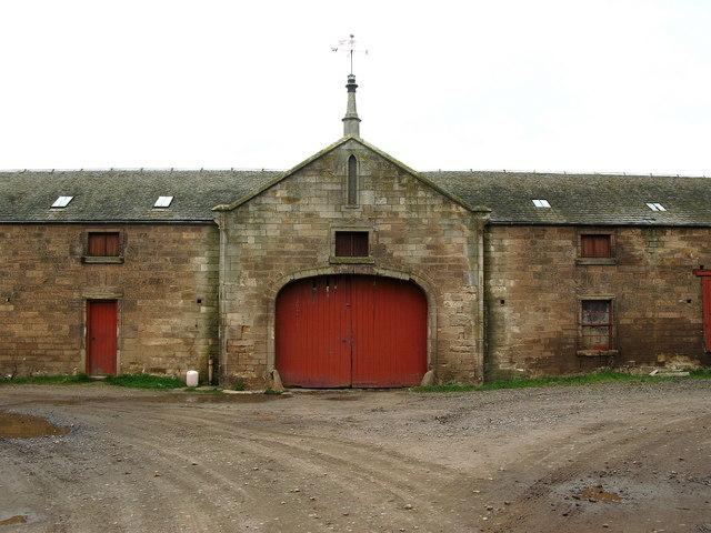 Phantassie Farm Steadings, East Linton