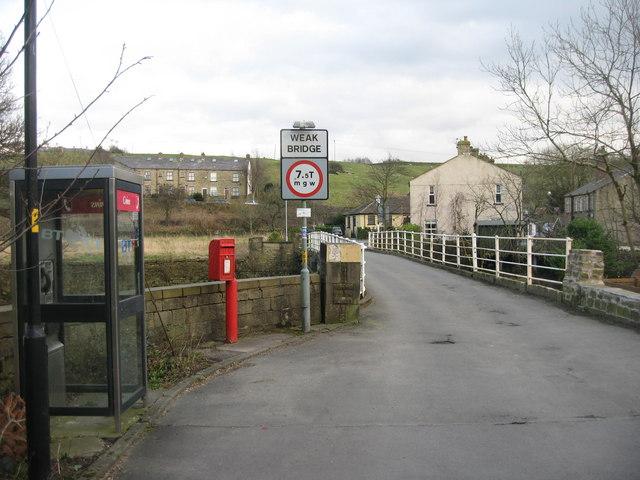 Bridge at Irwell Vale