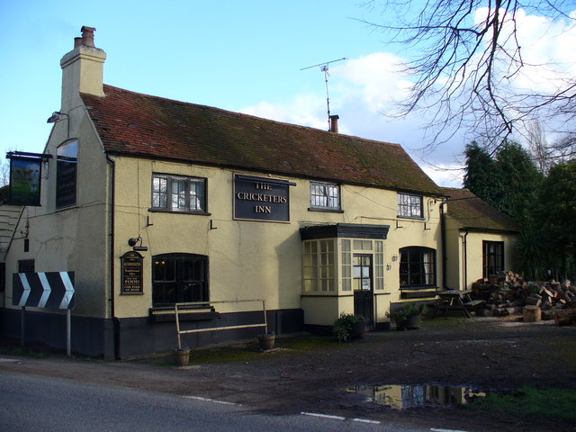 The Cricketers Inn, Kingsley