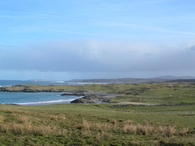 Sanaigmore Bay