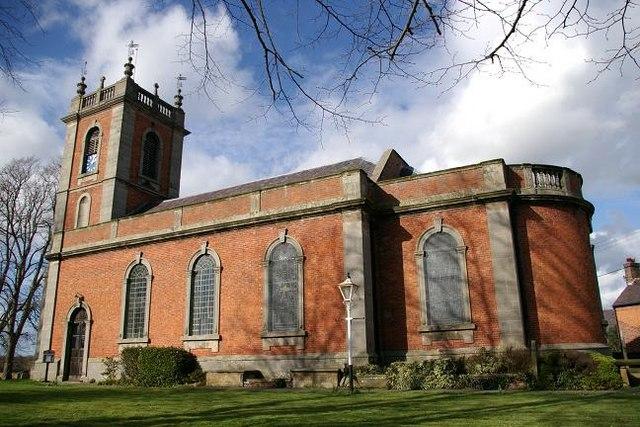 St Deiniol's Church, Worthenbury