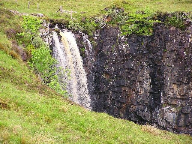 Waterfall nr Carbost