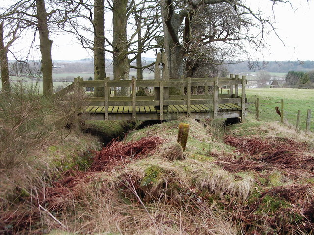 East end of Scots Dyke
