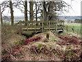 NY3873 : East end of Scots Dyke by Howard Mattinson