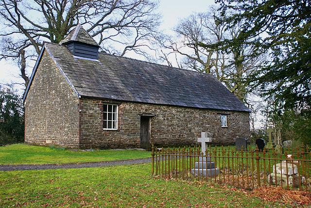 Llanfihangel Helygen Church