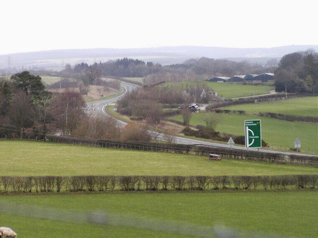 A7 road