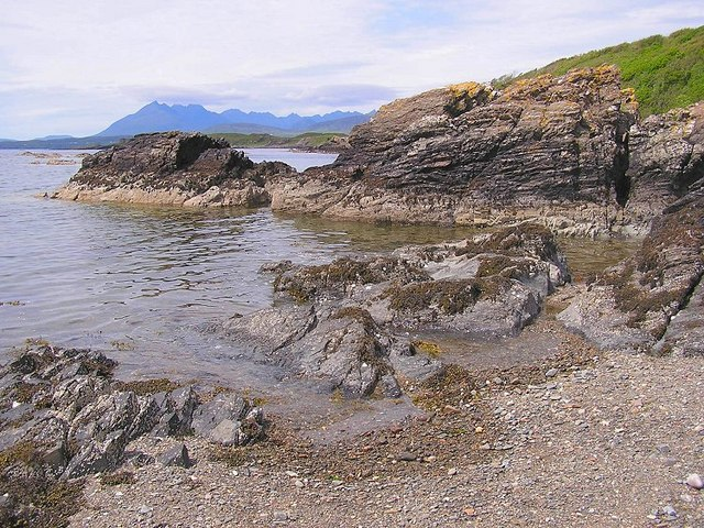 Tarskavaig Bay