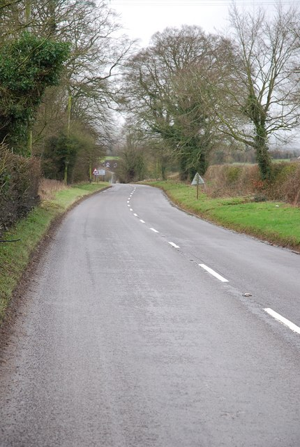 A30 towards Ludwell