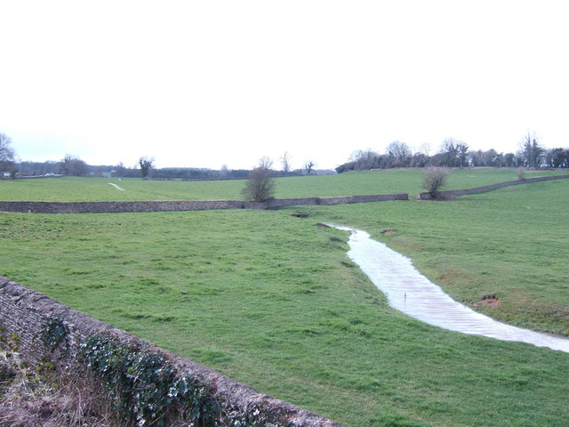 Upper tributary of the Thames