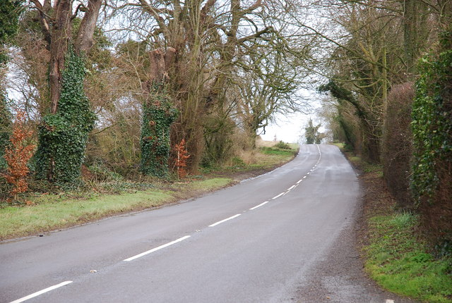 A30 towards Swallowcliff