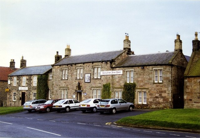 Lord Crewe Arms Hotel, Bamburgh