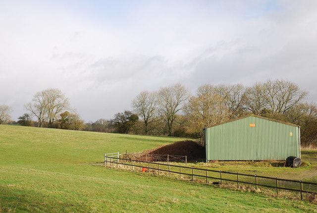 Barn by A30