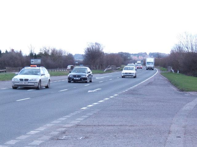 A419 at Seven Bridges Bridge