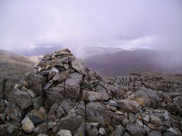 Summit Cairn, Allen Crags
