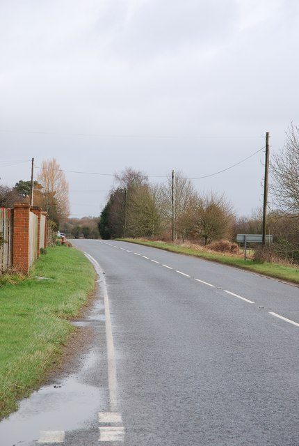 A30 past Swallowcliffe
