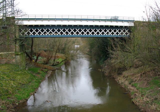 Railway bridge, East Linton