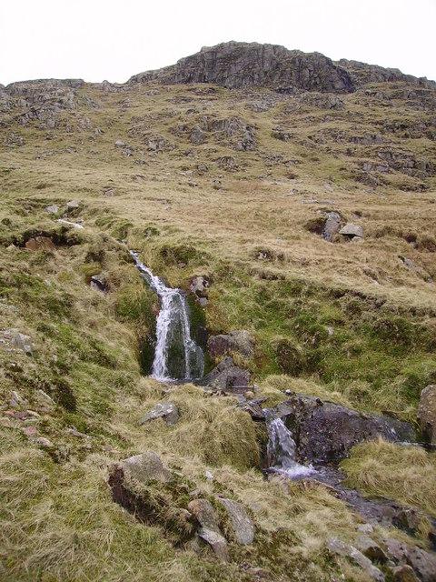 Waterfall, Low How