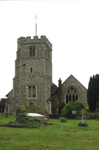 St James, Bushey, Herts
