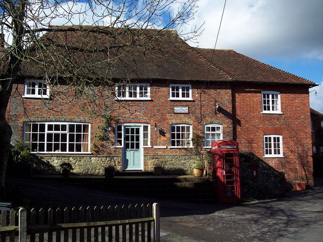 The Old Post Office, Tillington