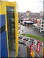SJ9399 : New Ikea Building Ashton by Paul Anderson