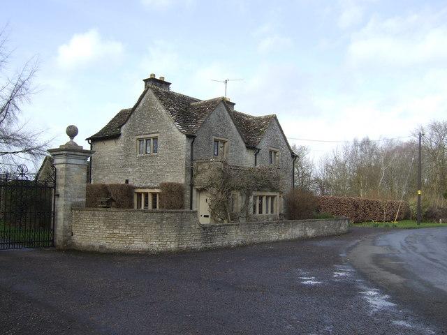 Lodge at Poulton Priory