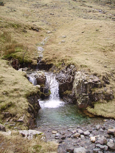 Waterfall, Grains Gill