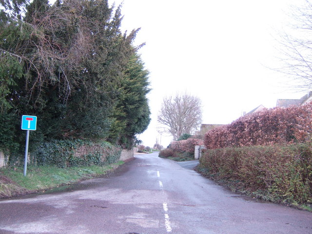 Charlham Lane, Down Ampney