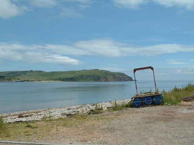 North Sutor from Cromarty
