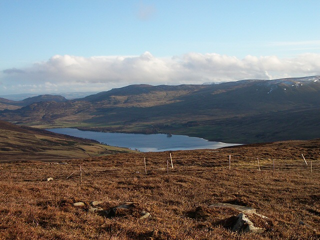 Above Creag Choille