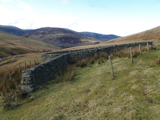 Sheepfold, Shielhope burn
