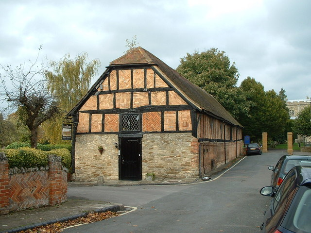 Tithe Barn by St Mary the Virgin