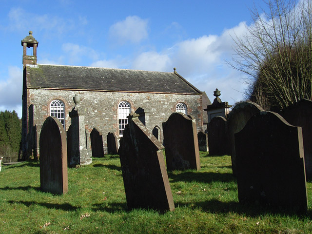 Wamphray church