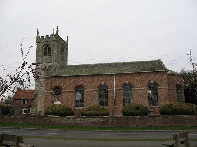 St Helen's Church Wheldrake