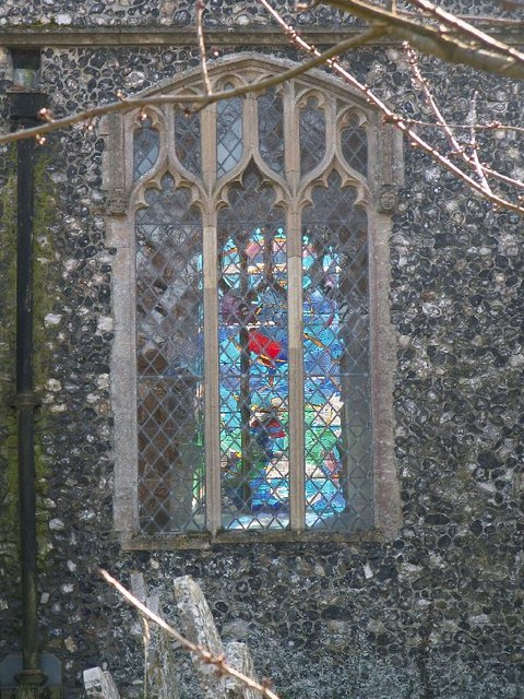 Palgrave Church Windows