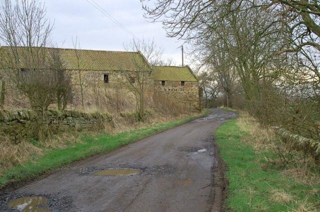 Comielaw Farm