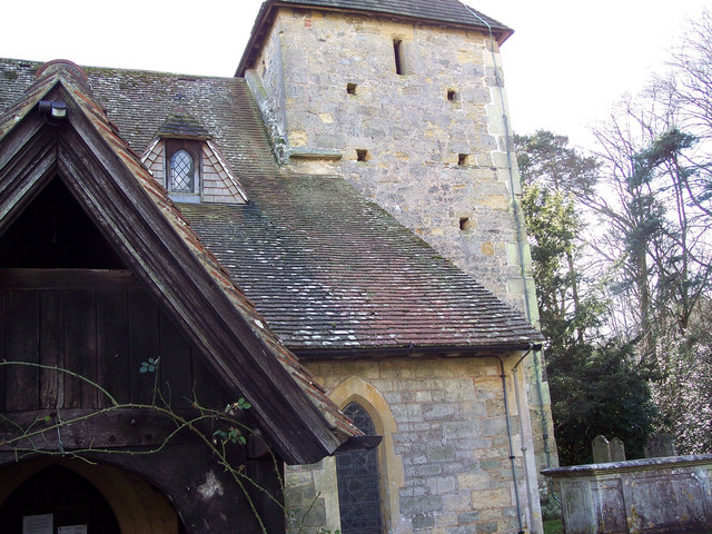 St Mary the Virgin, Fittleworth - Tower