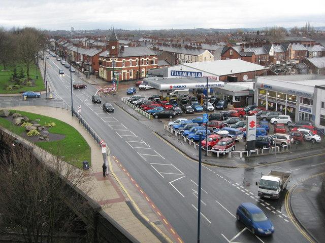 Oldham Road Ashton under Lyne