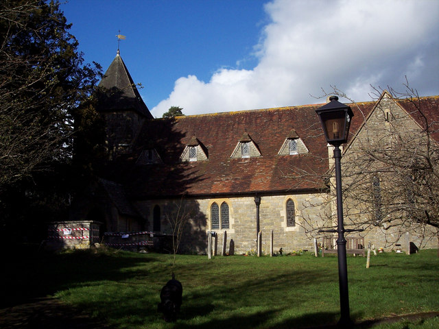 The Church of St Mary the Virgin, Fittleworth