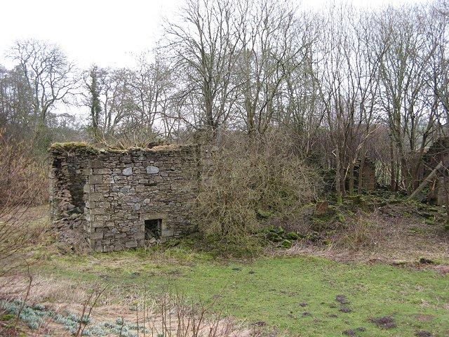 Ruin, Millhaugh