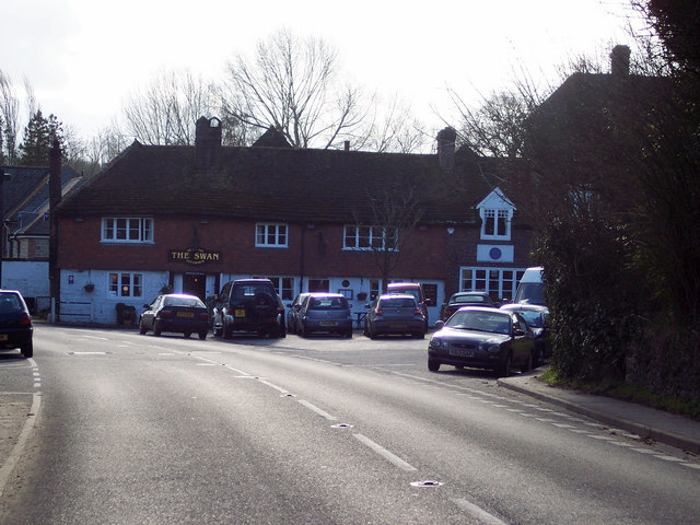 The Swan near Fittleworth