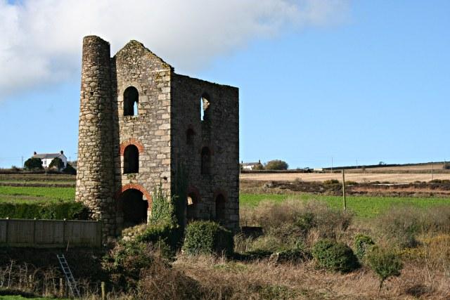 Engine House near Carnkie