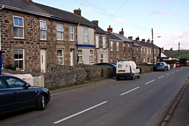 Terraced Housing, Carnkie
