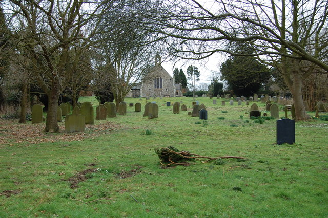 Churchyard of St Andrew's, Aldringham