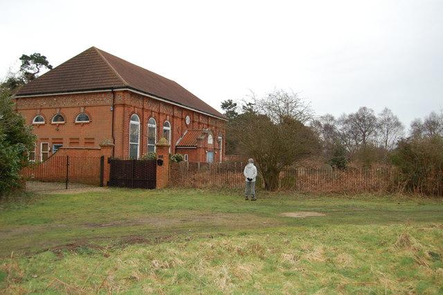 Providence Baptist Chapel, Aldringham