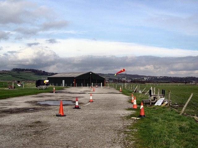 Cark Airfield